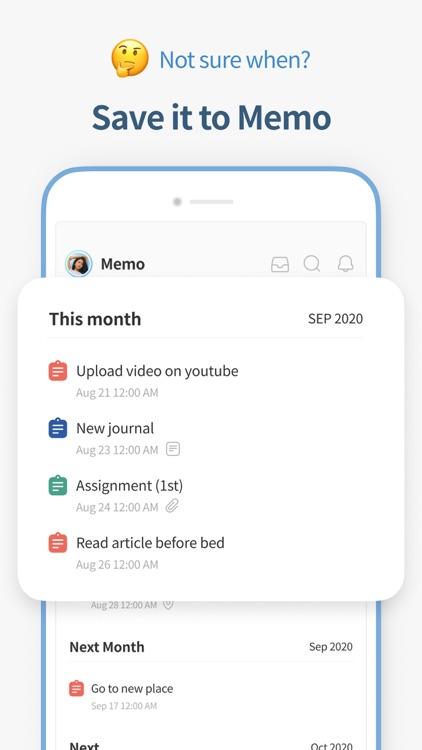 TimeBlocks - Mobile Planner screenshot-4