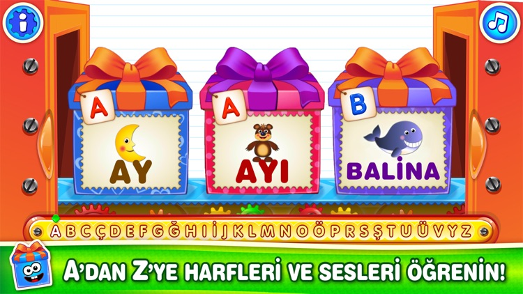 ABC Çocuk Kiz Bebek Oyunları 3