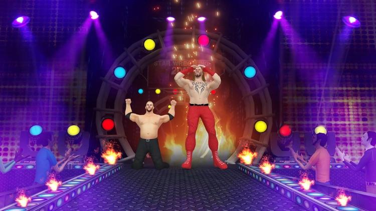 Real Wrestling Revolution 3D screenshot-7
