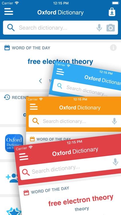 Oxford Dictionary of Physics screenshot-4