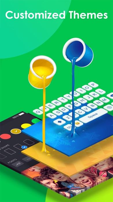Download RainbowKey - keyboard themes for Pc
