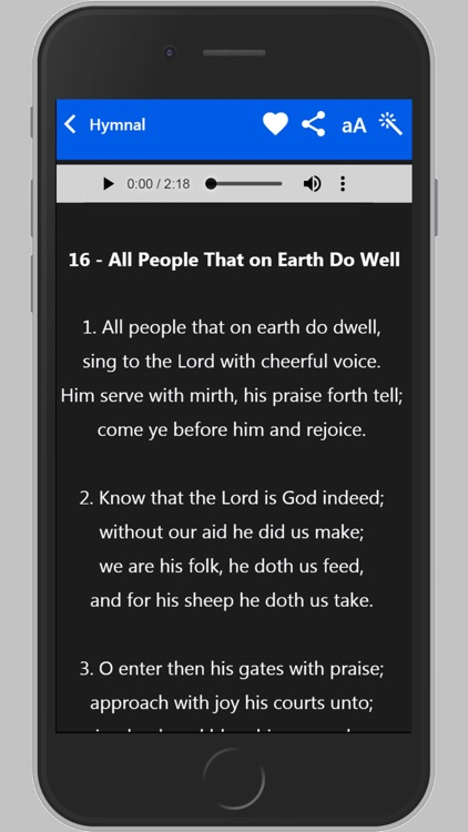 SDA Hymnal Adventist Pro screenshot-4
