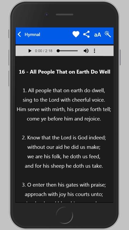 SDA Hymnal Adventist Pro screenshot-4