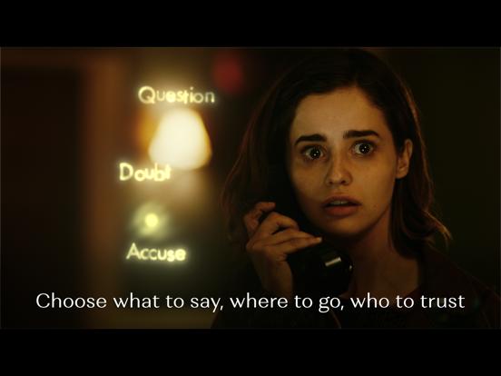 Erica - Interactive Thriller screenshot 11