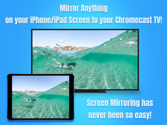 Air Mirror for Chromecast TV | App Price Drops