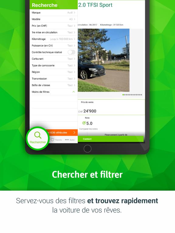 Screenshot #5 pour Espace automobile Comparis