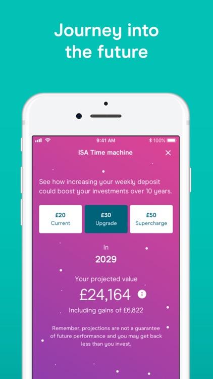 Moneybox - Save and Invest screenshot-7