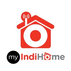 myIndiHome ( iOS) Logo