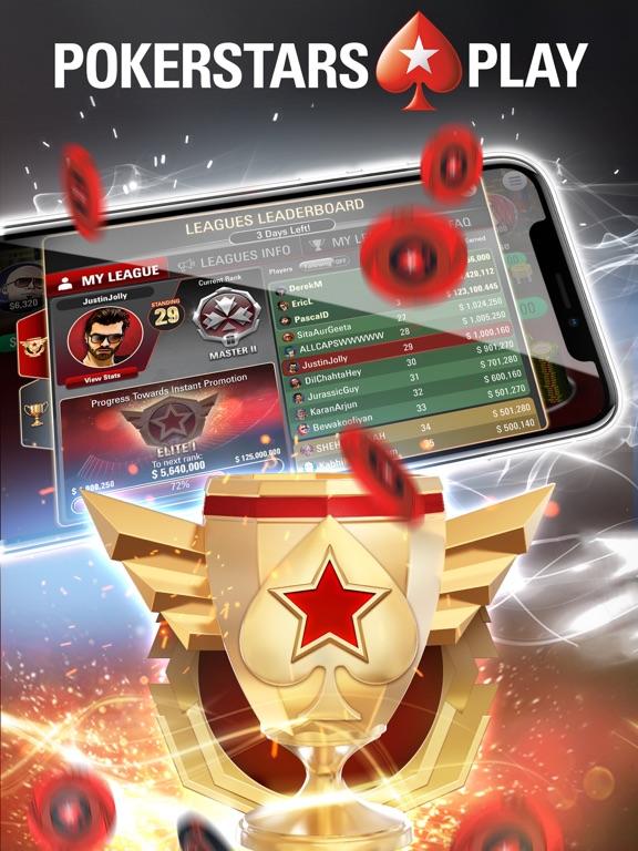 PokerStars Play – Texas Holdem screenshot 11
