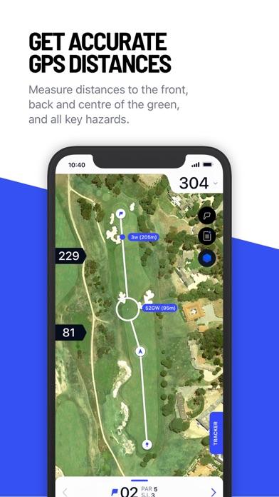 Hole19 - Golf GPS, Scorecard & Rangefinder screenshot