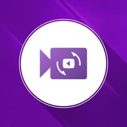 Video Reverse Backward Play