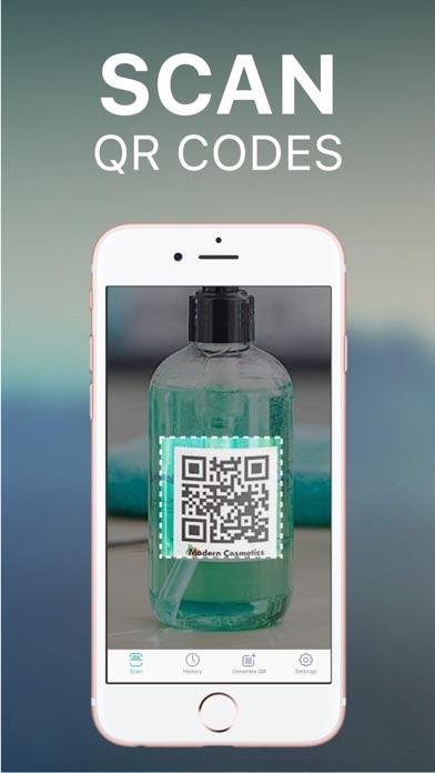 QR Code Reader: Barcode Scan screenshot one