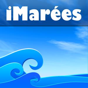 iMarées 2019 app