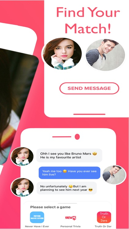 Flare - Match Chat Meet Dating screenshot-1