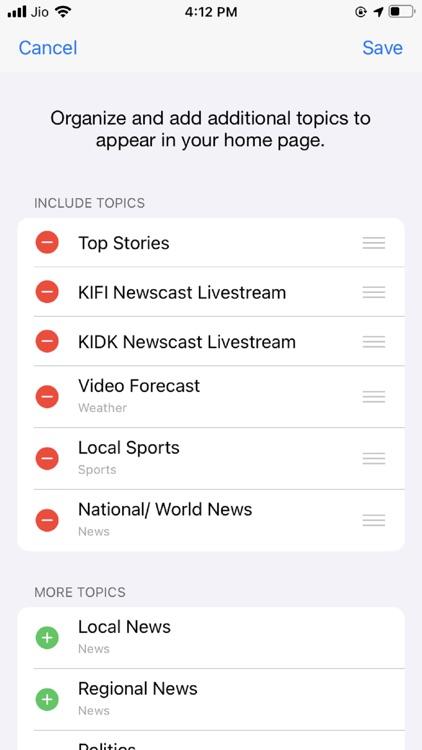 KIFI News 8 - News 3