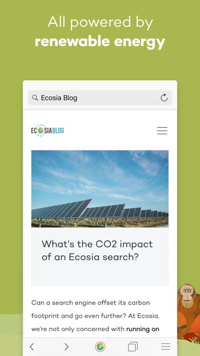 Ecosiaのおすすめ画像7