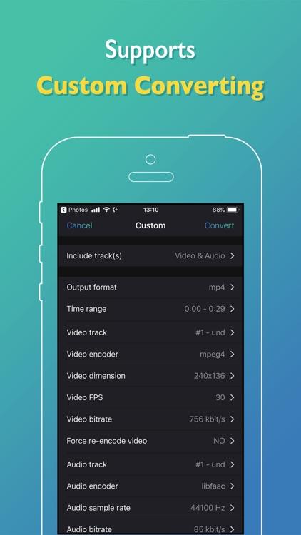 Videc - Any Video Converter