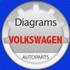 VW parts and diagrams