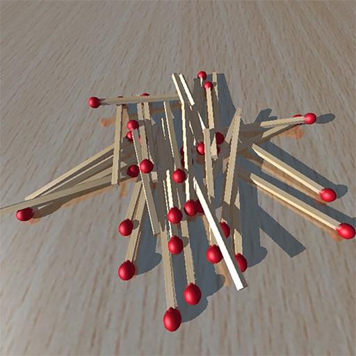 Pile Of Matchsticks