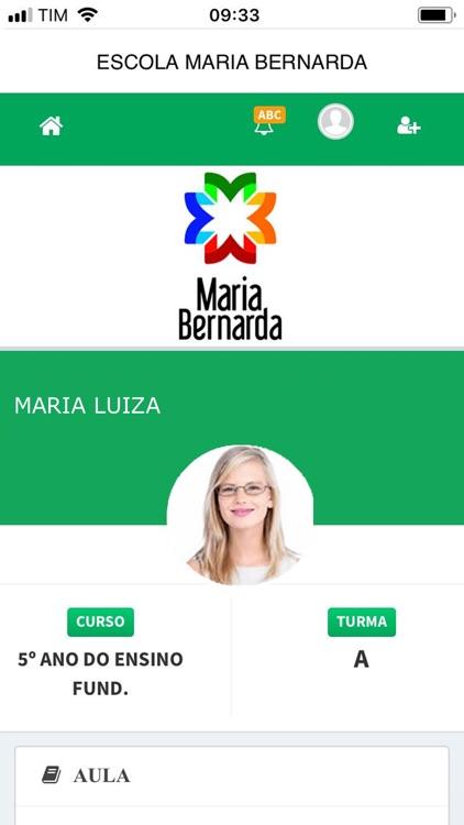 Escola Maria Bernarda