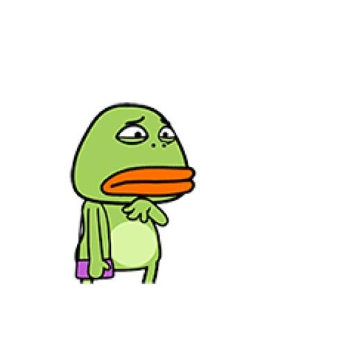 大嘴巴青蛙
