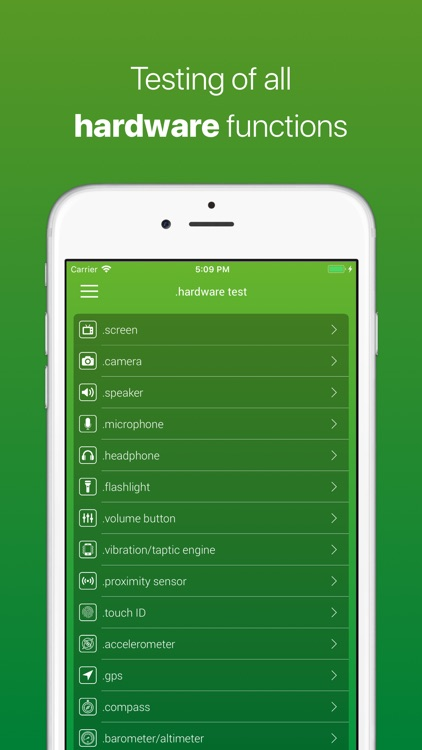 iDevice - Check device screenshot-3