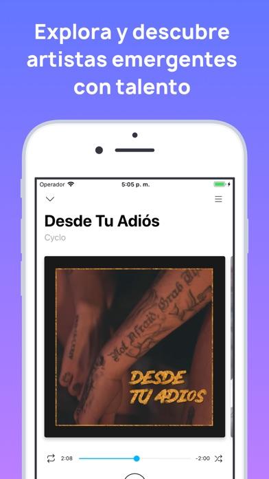 download MonkingMe Descargar Música apps 4