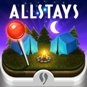 Camp and Tent icon