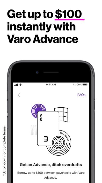 Varo Bank: Mobile Banking screenshot-3