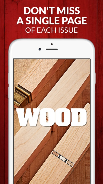 Wood Magazine screenshot-1