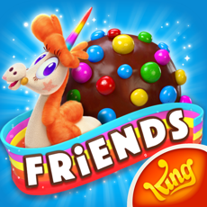 ‎Candy Crush Friends Saga