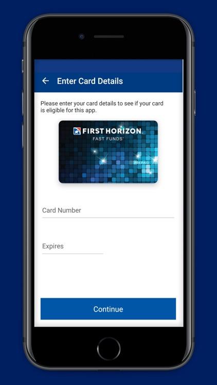 First Horizon Prepaid Cards