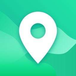 知位-精准定位情侣家人的位置追踪器