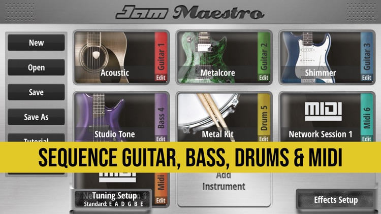 Jam Maestro Lite screenshot-2