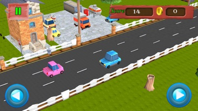 Screenshot for POV Toy Car Driving in Viet Nam App Store