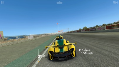 Screenshot from Real Racing 3