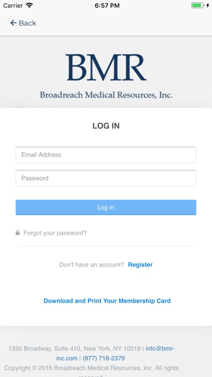 BROADREACH MEDICAL RESOURCES screenshot-6