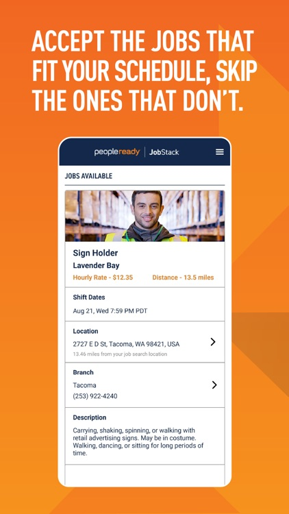 JobStack | Find a Job screenshot-3