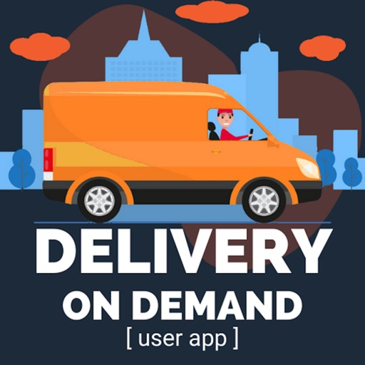 DOD USER – DELIVERY ON DEMAND
