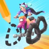 Scribble Rider - iPhoneアプリ