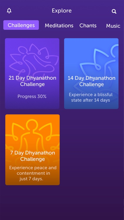 Sattva Meditations & Mantras screenshot-1