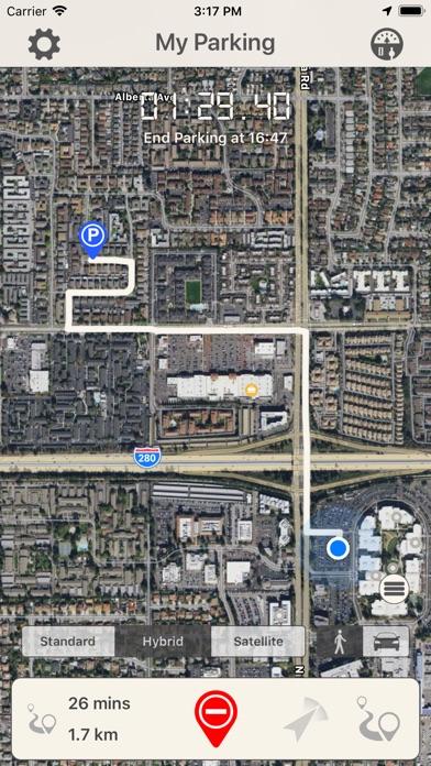 My Parking - Find Car Screenshots