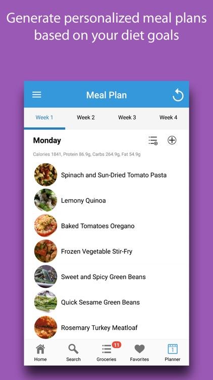 Weight-Loss Recipes screenshot-5