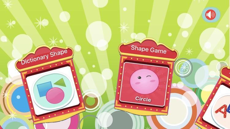 Learning games for kids 2+ screenshot-5