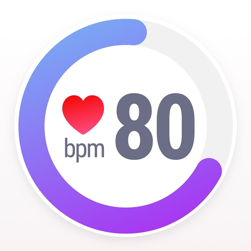 Heart Rate: BP, Pulse Monitor