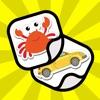 できるかな? 子供向け知育シールブックゲーム - iPadアプリ