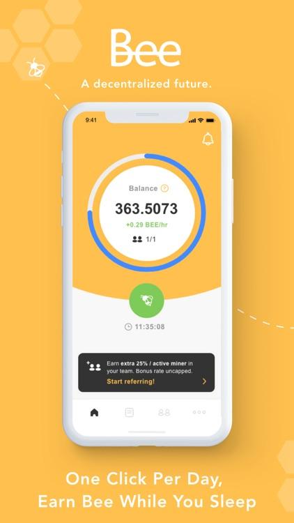 Bee Network:Phone-based Asset
