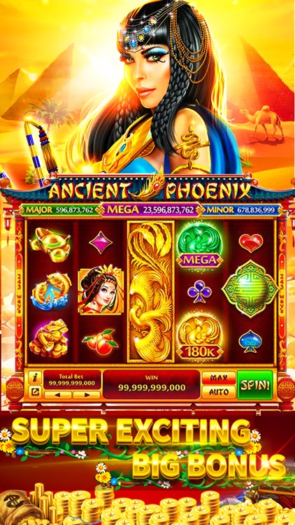 Slots Casino-Casino Slots Game screenshot-0