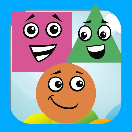 Shapes & Colors Fun Baby Games