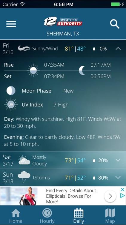 KXII Weather Authority App screenshot-3